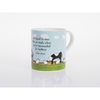 Getting Grounded Bone China Cup