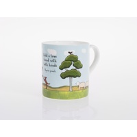 True Friends Bone China Cup