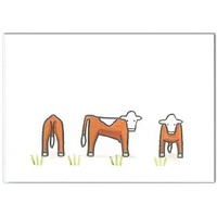 Herefords Placecards