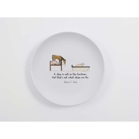 Sheep Sets Sail Plate