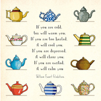 Tea Will Warm You